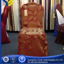 jacquard china wholesale spandex/nylon organza sash for chiavari chair cover