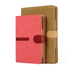 High quality Croco pattern ultra slim leather case for ipad air/air 2 from China manufacture