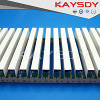 fancy architectural ornament u shaped hollow ceiling board