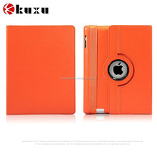For ipad air 2 full protect smart flip leather cover case