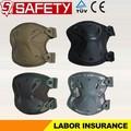 Nuevo diseño Durable equipo de protección rodilla táctico codo Pads