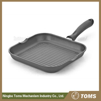 Kitchen supplies Aluminum/ Stainless Steel Large Grill Pan