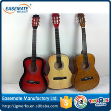 34 inch kids guitar,toy guitar for kids
