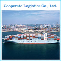 Cheapest sea cargo shipping from China to Sweden ---------Vera skype:colsales08