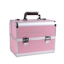 Professional Aluminum Makeup Artist Cosmetic Case