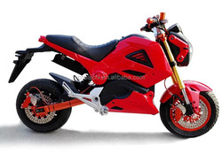 2015 hot Europe72V20Ah 2000W electric motorcycle, electric motor scooter, MSX