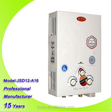 Indoor Tankless Water Heater with Natural Gas 20L 24L 32L