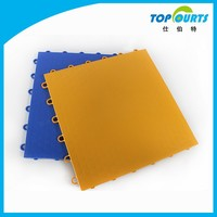 Polypropylene(PP) outdoor polyurethane sports floor