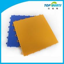 Polypropylene(PP) outdoor polyurethane sports floor