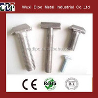 Steel or Stainless Steel DIN 261 T Bolt