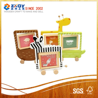 Top quality elegant modern wooden home image frame