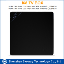 Professional Google android 5.1 smart tv box with CE certificate
