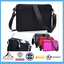 """12.5""""-13.3"""" Sleeve Laptop Case For Girls Bag Ultrabook Neoprene Messenger Shoulder"""