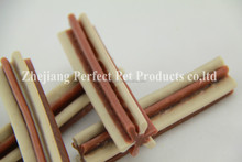 pig nose (two-tone straight hexagonal natural dog chews)