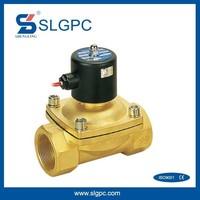 PRC 25mm orifice high flow rate 2W250-25 price fountain for water 1 inch water solenoid valve