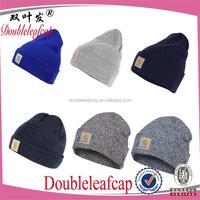 Custom Stylish Pom Pom Winter beanie Knit Hats Natural soft Wholesale Custom winter Beanie Hat