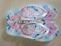 ladies common home summer footwear custom made slippers 2013