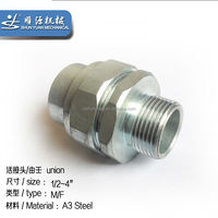 steel union Rotary union sus union pipe fitting