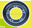 PVC newest inflatable tyre swimming ring for sale