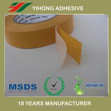 hot melt PET double sided adhesive tape