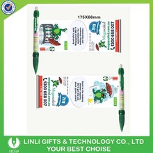 Most Popular Promotional Banner Pen, Plastic Banner Pen, Cheap Banner Pen