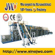 full servo used adult diaper machine manufacturer in china
