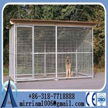 Top selling high quality cheap dog kennel fence panel(Factory)