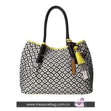 b8fc5 china supplier wool shoulder handbag women Shopping bag