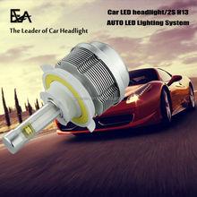Free Shipping H13 9-32V 30W 6000K LED H13 Super White LED Car Light Source Bulbs Headlights Auto Lamp Parking Cars 2pcs/lot
