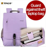 yinuo Laptop bag 13 inch 14 inch 15.6 inch computer backpack shoulder/suit man&woman