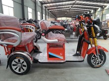 Eco Friendly Electric Passanger Tricycle