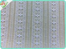 Designer fabric supplier Best selling Super Knitted chemical embroidery lace CM-30