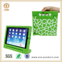 Hot selling for shockproof ipad air case for young children with handle