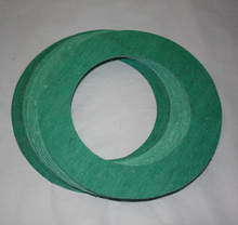 China factory Tension thermoforming asbestos free fiber jointing flange seal gasket for high pressure sealing application