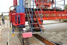 Single Drum Road Roller Consrtuction Machine