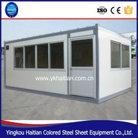 Strong strength low container houses usa prefab container houses