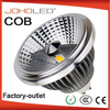 Shenzhen JOHO Most advantaged dimmable g53 gu10 ar111 cob 13w 15w led spot light
