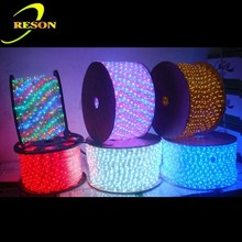 Led rope light for temple decor Park decoration wall deco building light of festival led rope light