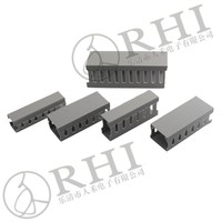 pvc trunking / cable trunking/auto wiring accessories