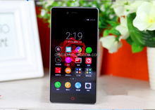 Original 5.0 inch FHD ZTE Nubia Z9 Mini 4G LTE Mobile phone Android 5.0 Snapdragon 615 Octa Core 2GB 16GB 16.0MP Camera Phone