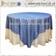 Bulk sale cheap decoration soft cloth table skirt