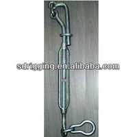 forged Deck lashing Turnbuckles in small size