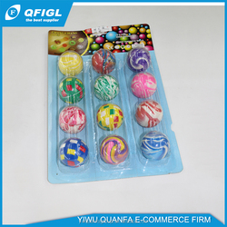 promotional juggling ball and pvc jumping toy ball