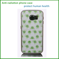 alibaba express anti-radiation new wholesale leather slim armor cell phone case