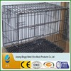 folding iron metal pet dog crate&dog cage