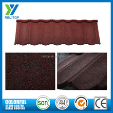 Stone metal wholesale recyclability tile roof