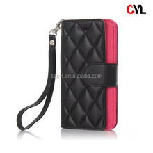 Wallet case for iphone 6 / cross link leather case for iphone 6 / case for iphone 6