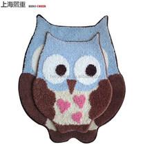 Hot Sales Fashion Garden Animal shape bath Mat,non slip bath mats for kids