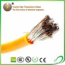 silicone insulated flexible electric wire and cable agr