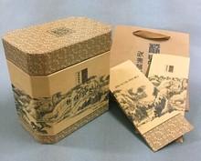 kraft paper bag packaging for tea